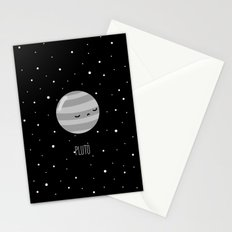 Pluto Stationery Cards