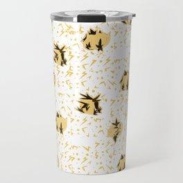 Yellow Chub Bird Travel Mug