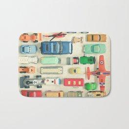 Free Parking Bath Mat