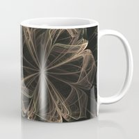ornate Mugs featuring Ornate Blossom by Charma Rose