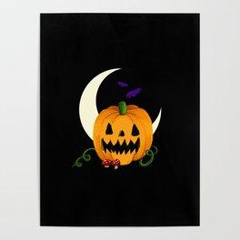 Night of the Jack O'Lantern Poster