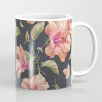 hibiscus Mugs featuring Hibiscus by 83 Oranges™