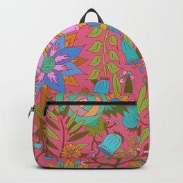 Fresh Flowers Backpack