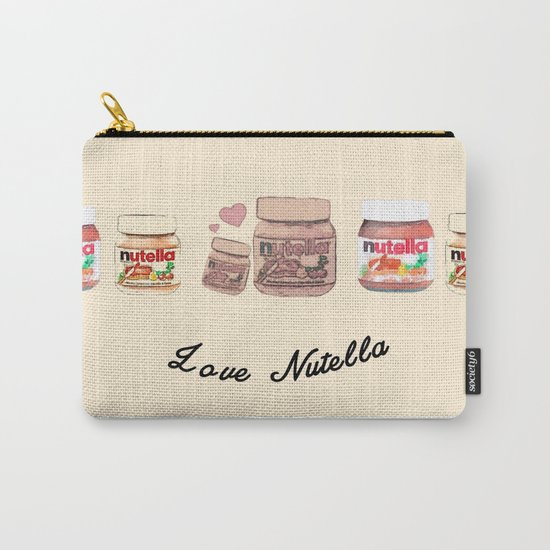 Nutella-324 Carry-All Pouch