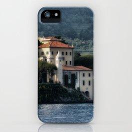 Villa del Balbianello - Lake Como iPhone Case