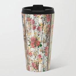 Lady Rococo Travel Mug