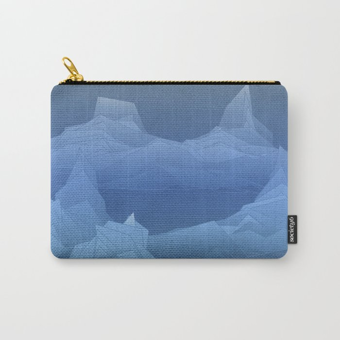 Antarctica Carry-All Pouch