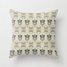 Eastern Masonic Throw Pillow