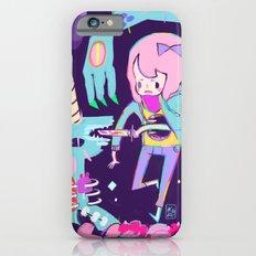 Time hole unicorn iPhone 6s Slim Case