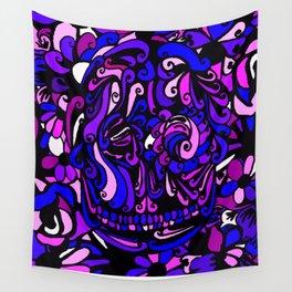 Día de los muertos Wall Tapestry