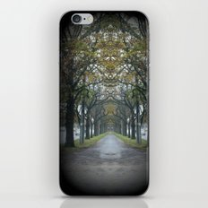 Nature's guard of Honour iPhone & iPod Skin