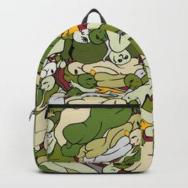 Guacamole People Backpack