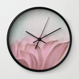 A Spring Moment Wall Clock