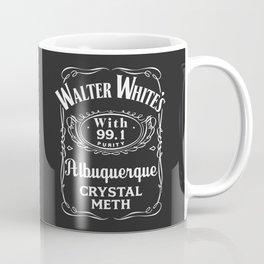Walter White Pure Crystal Meth. Coffee Mug