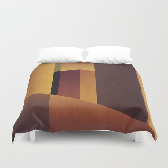 Abstract #125 Duvet Cover