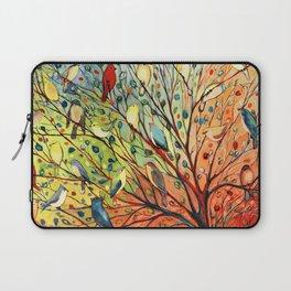 27 Birds Laptop Sleeve