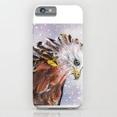 Sad  Hawk iPhone 6 Slim Case