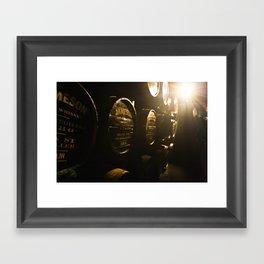 Jameson Irish Whiskey Framed Art Print
