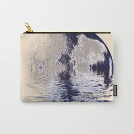 melted planet Carry-All Pouch