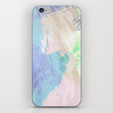 Wishy Washy Blues iPhone & iPod Skin