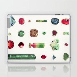 Precious Stones Laptop & iPad Skin