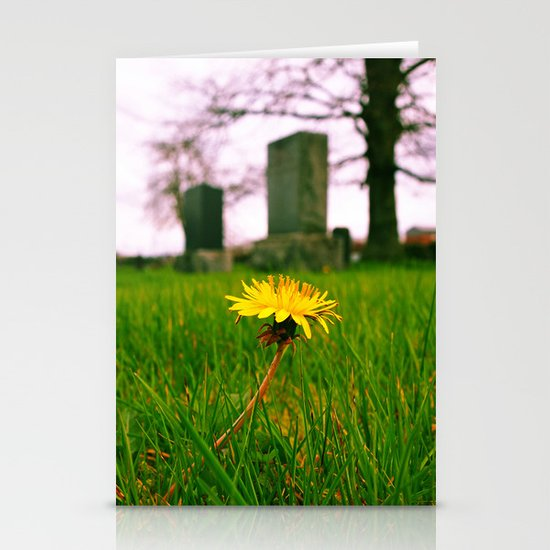 Sign of spring Stationery Cards