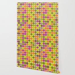Colorful bricks Wallpaper