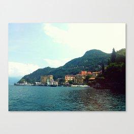 Como Cruise Canvas Print