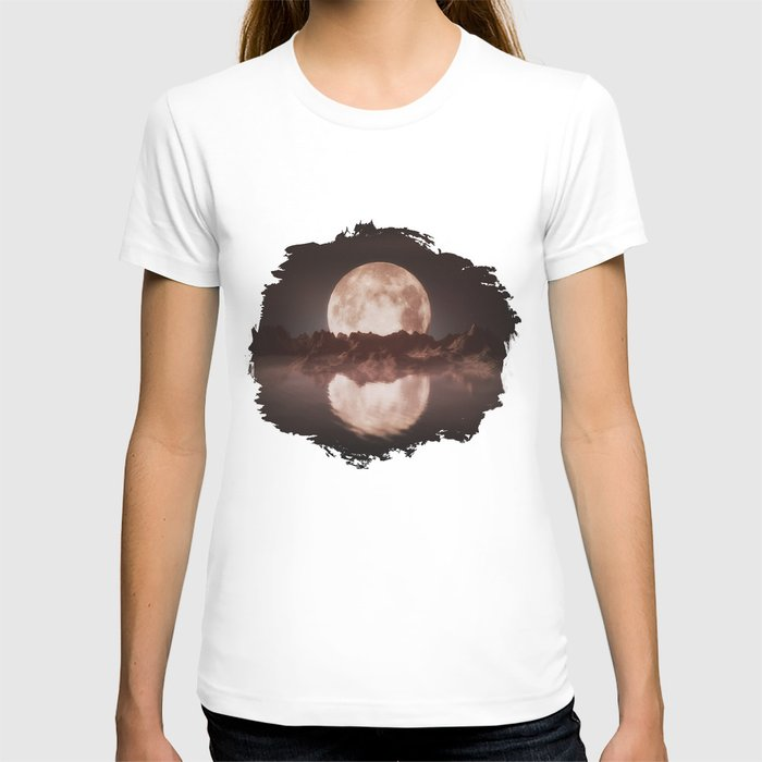 Misty Moon T-shirt