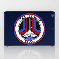 league iPad Cases featuring Star League by CromMorc