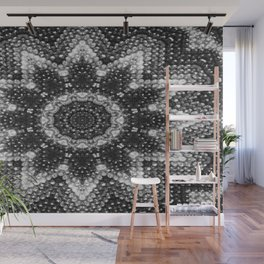 Black and white relaxation Wall Mural