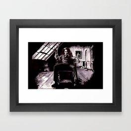 Benjamin Barker Framed Art Print