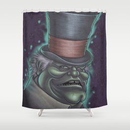 Phinies Shower Curtain