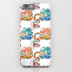Love me, Kiss me iPhone 6s Slim Case