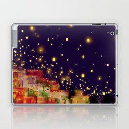 Lights of Hope... Laptop & iPad Skin