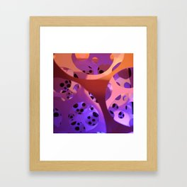HYPERION Framed Art Print