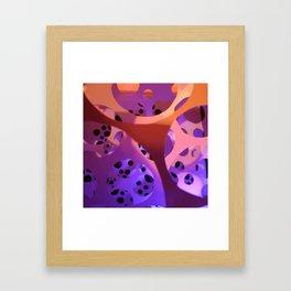 HYPERION Framed Art Print