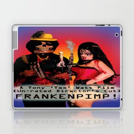 Frankenpimp (2009) - Movie Poster Laptop & iPad Skin