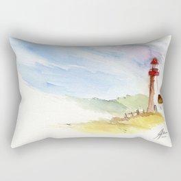 Lighthouse Impressions Rectangular Pillow