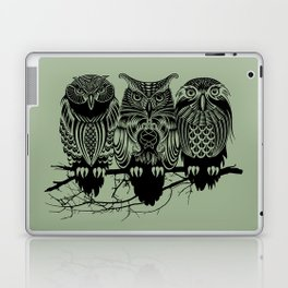 Owls of the Nile Laptop & iPad Skin