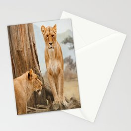 Felines Stationery Cards