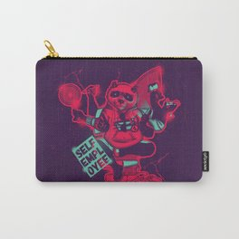 Panda The Wisdom - self employee Carry-All Pouch