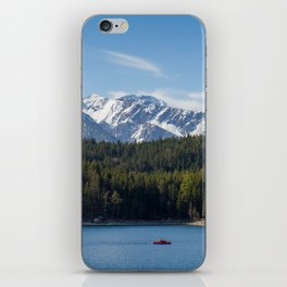 Eibsee Lake iPhone Skin