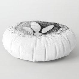 Spring Floor Pillow