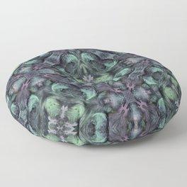 Meteors #3 Floor Pillow