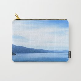 Cruise Blue Carry-All Pouch