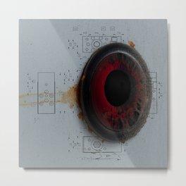 """Iris"" Metal Print"