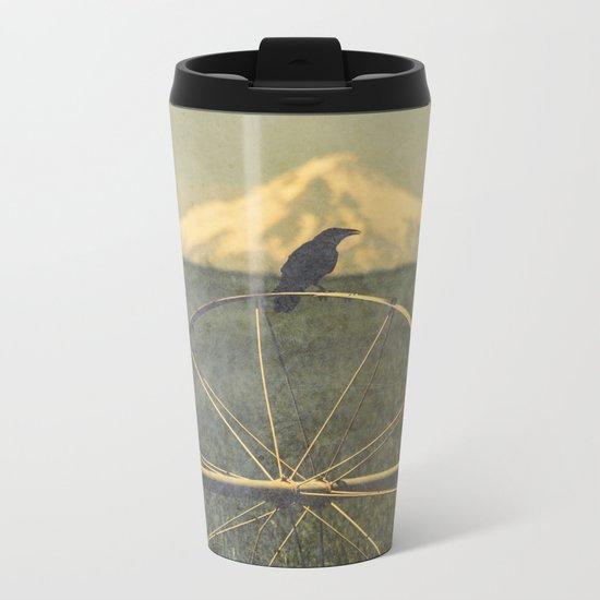 Jefferson Raven II Metal Travel Mug