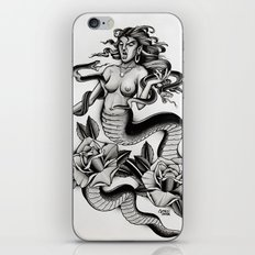 Naga - TATTOO iPhone & iPod Skin