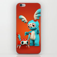 Zupo's Quest iPhone & iPod Skin